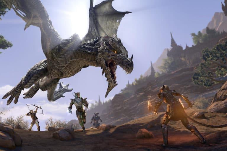The Elder Scrolls Online: Elsweyr – L'ira dei draghi si scatena nel nuovo trailer