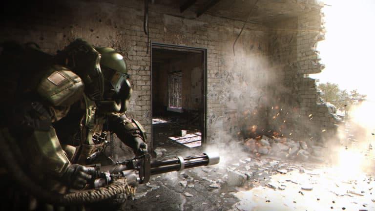 Call of Duty: Modern Warfare – due nuovi screenshots dedicati al multiplayer