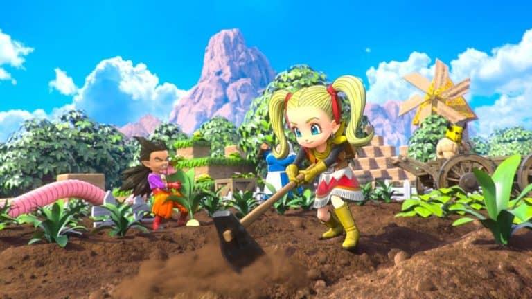 Dragon Quest Builders 2 – Disponibile da oggi, ecco il trailer di lancio