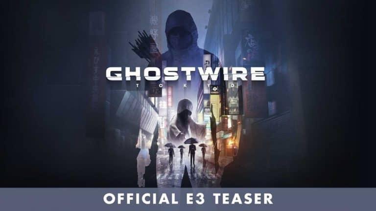 E3 2019 – Presentato ufficialmente Ghostwire Tokyo, la nuova Ip dagli autori di The Evil Within