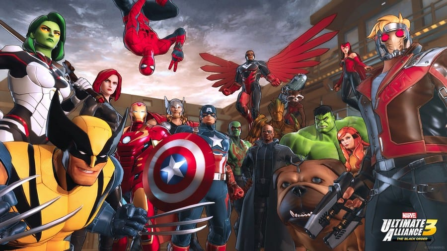The Avengers and their games - Gli esordi