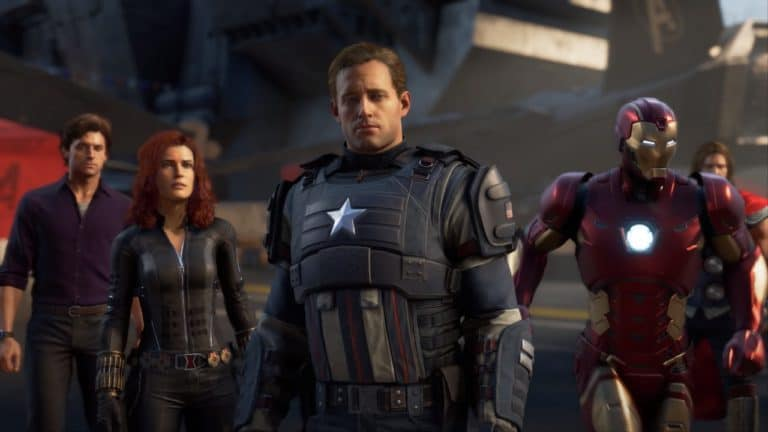 The Avengers and their Games – Gli Esordi