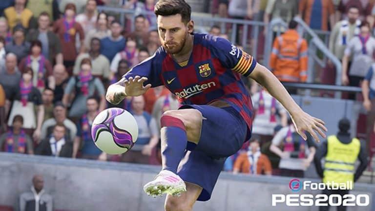 eFootball PES 2020 – annunciato ufficialmente