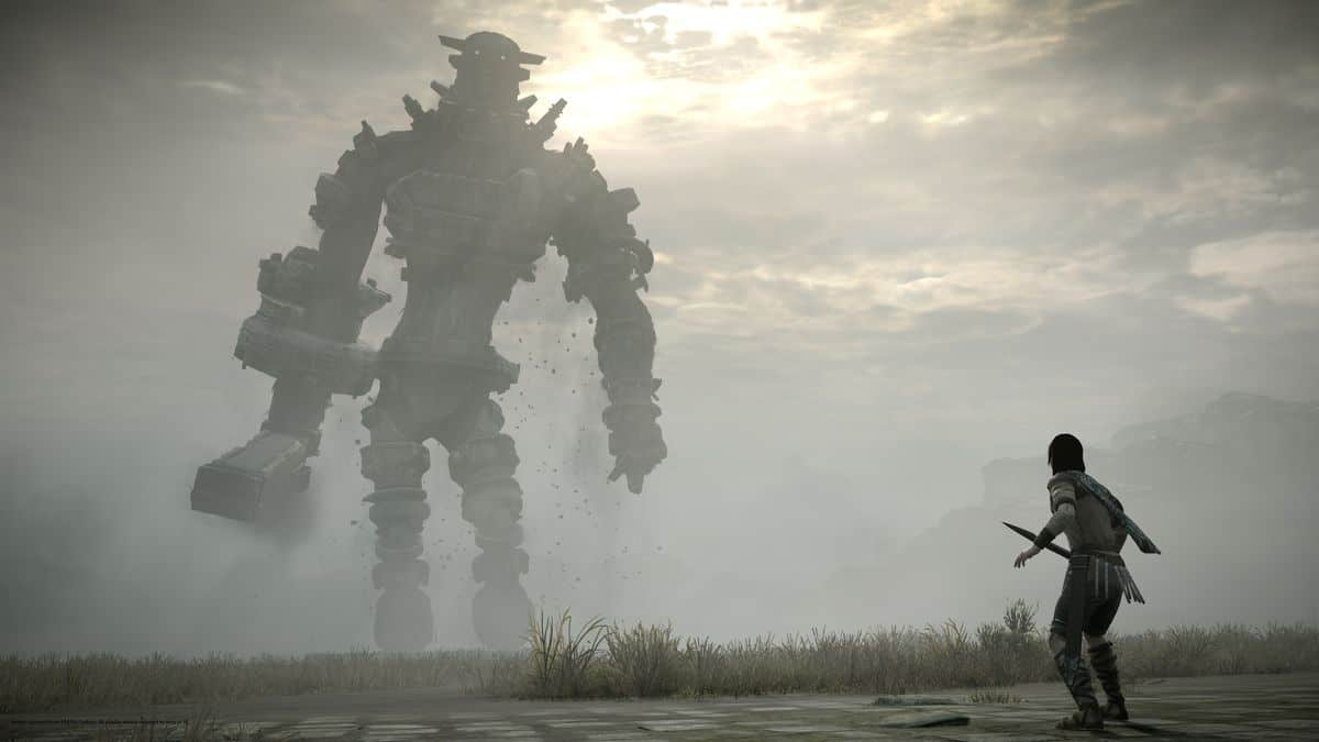 Migliori giochi PS4 Classifica Shadow of the Colossus Remake