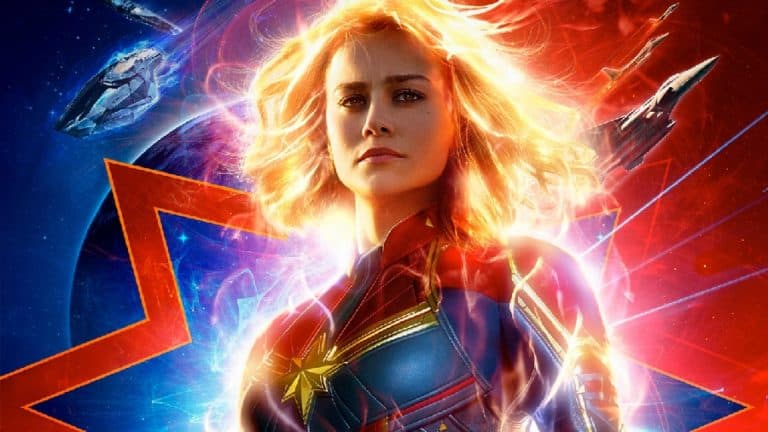 Captain Marvel – disponibile in Blu Ray