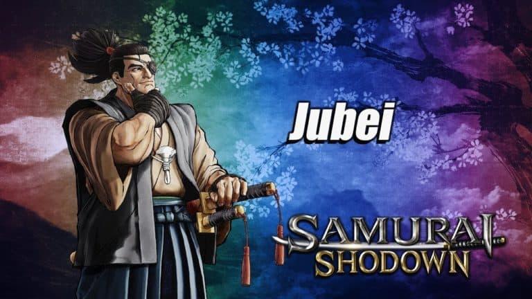 Samurai Shodown – Il nuovo trailer presenta Jubei