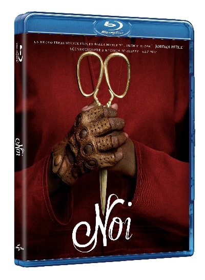 Noi Blu Ray Cover