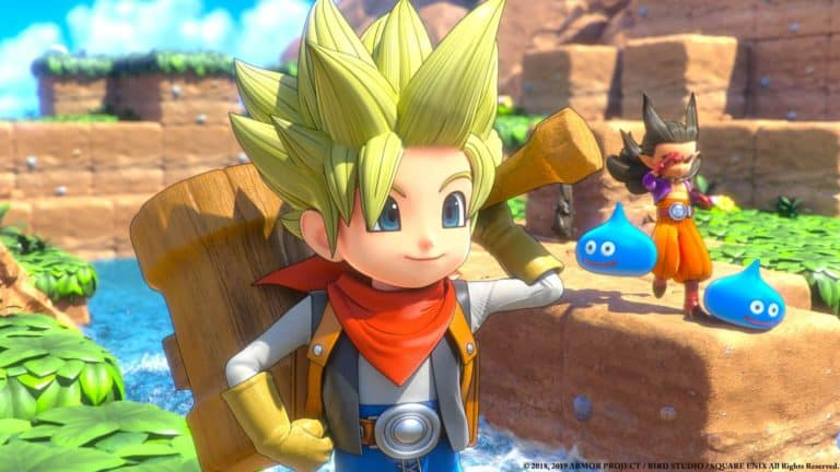 Dragon Quest Builders 2 – Guida Trofei