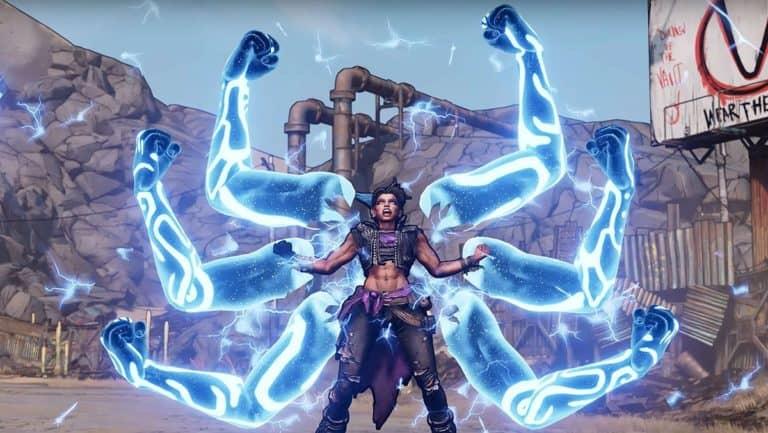 Borderlands 3 – Il nuovo video presenta Amara, la nuova sirena