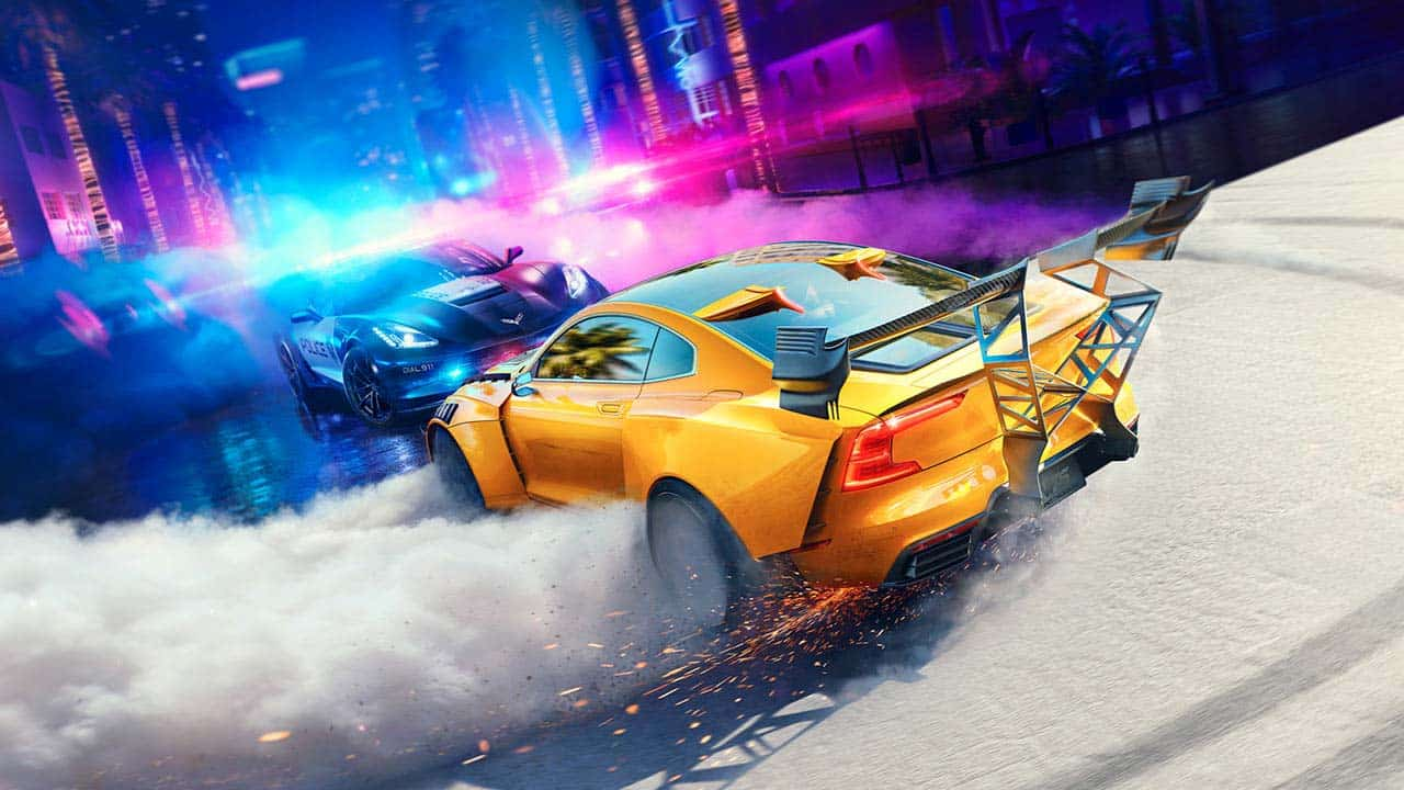 Need For Speed Heat - Need for Speed Heat in arrivo l'8 novembre