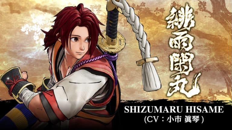 Samurai Shodown – Shizumaru Hisame arriva gratuitamente il 16 settembre