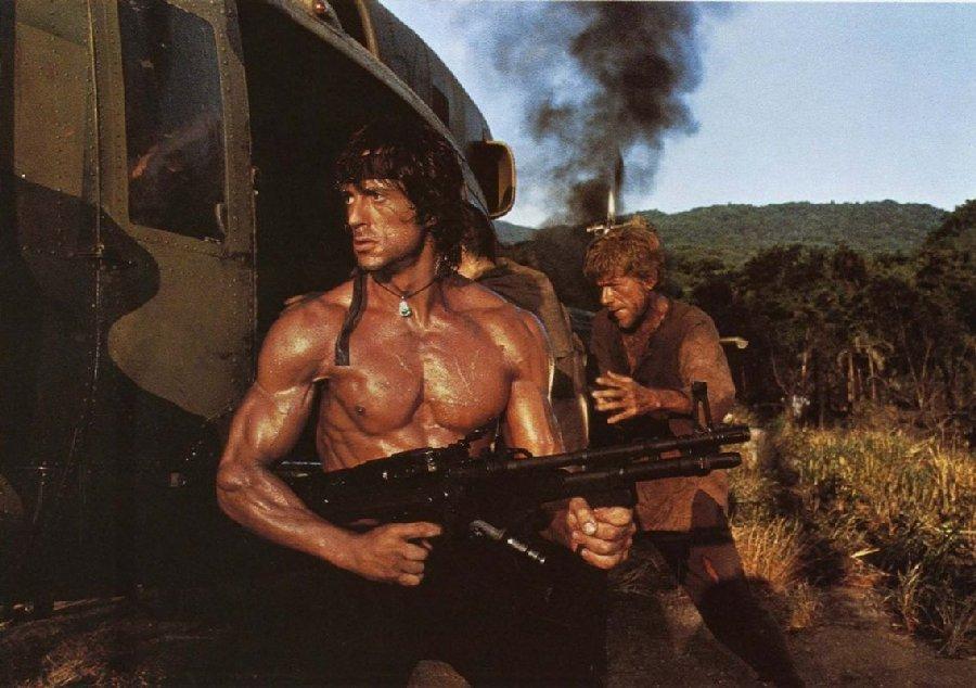 Rambo 2 4K recensione