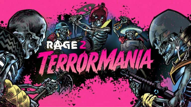 RAGE 2 – Ecco quando arriverà l'espansione TerrorMania