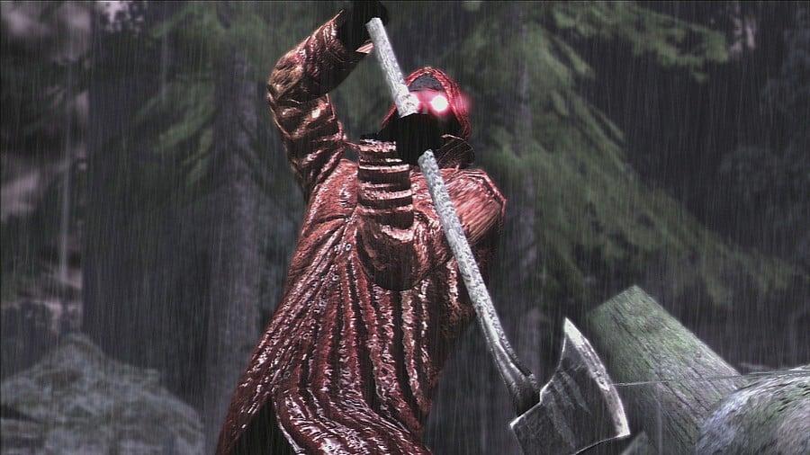 Raincoat Killer - Deadly Premonition