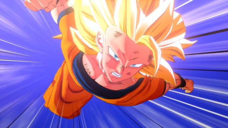 Dragon Ball Z: Kakarot – Goku si trasforma in Super Saiyan 3 nel nuovo video