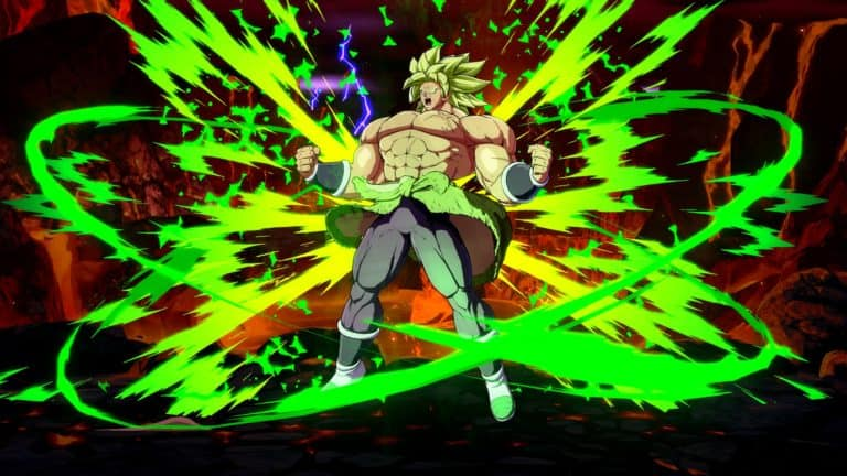 Dragon Ball FighterZ – Annunciata la data d'uscita di Broly (DBS)