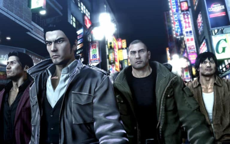 Yakuza 4: Remastered – disponibile da ora, rilasciato il trailer di lancio