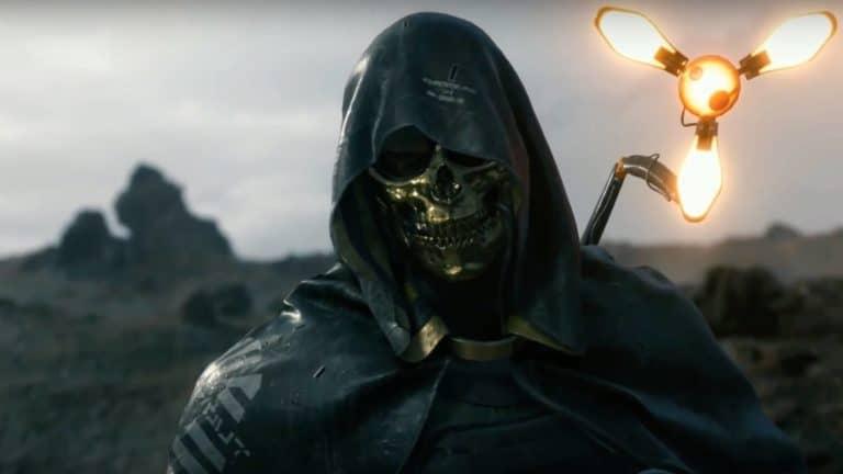 Death Stranding – Nuove informazioni sulla componente online e sul game over