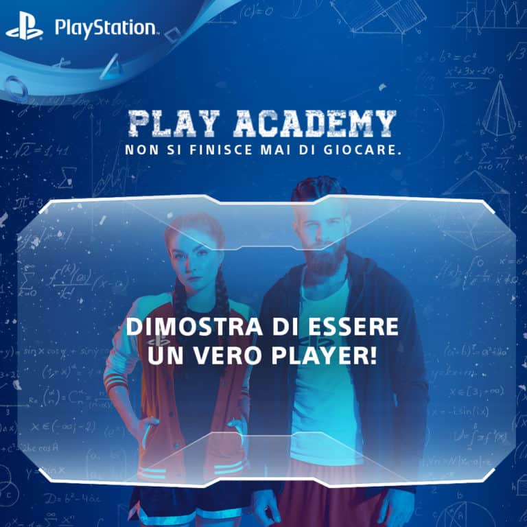 Sony – Nasce ufficialmente PlayStation Academy, una nuova iniziativa per mettere alla prova i videogiocatori