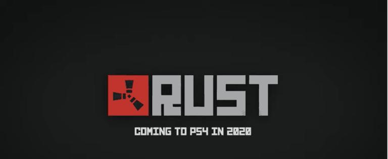 Rust – la versione PlayStation 4 confermata per il prossimo anno