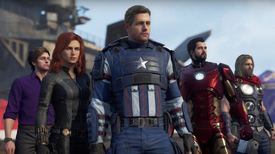 marvel's avengers img rece