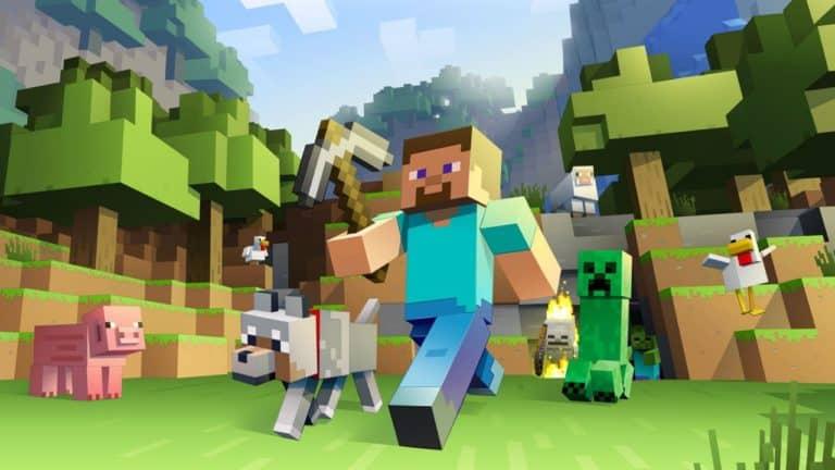 Minecraft Bedrock – in arrivo su PlayStation 4