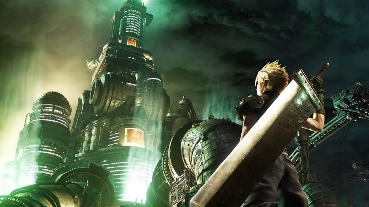 Migliori giochi PS4 Classifica FInal Fantasy VII