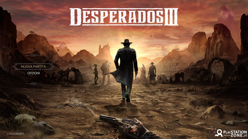 Desperados 3 intro rece