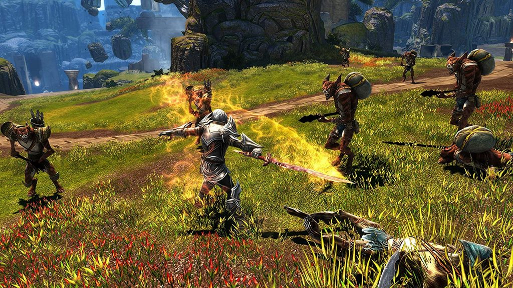 Kingdoms of Amalur: Re-Reckoning img rece