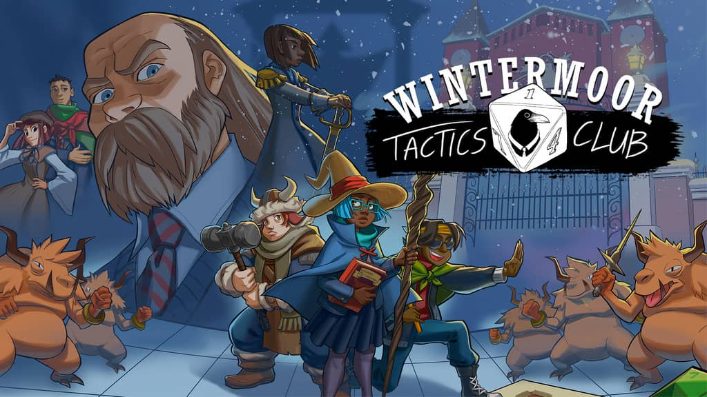Wintermoor Tactics Club rece intro