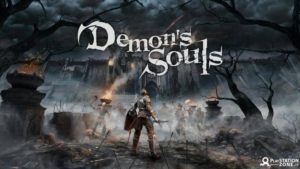 demon's souls guida tendenza intro